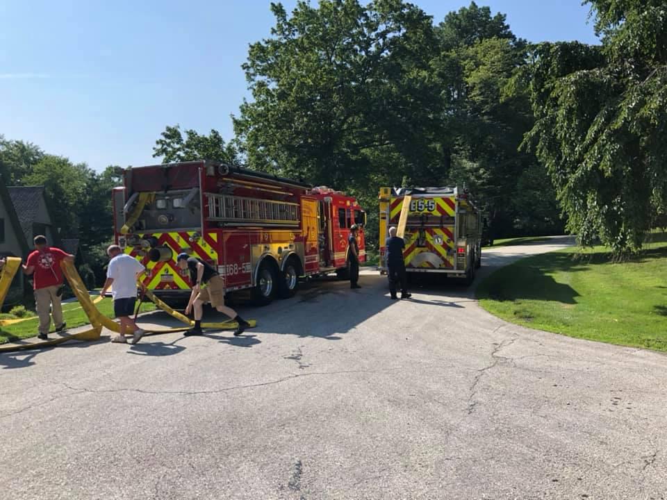 Photo: Berwyn Fire Company